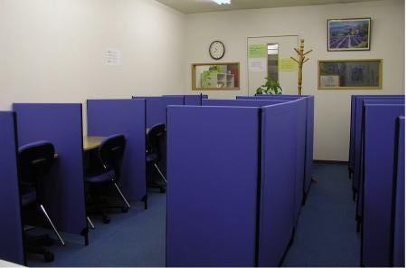 1階英語学習室